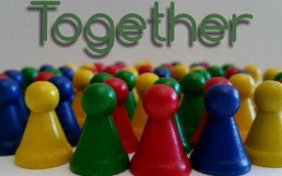 Samen sta je sterker!