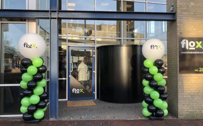 Flox officieel geopend!
